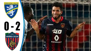 Frosinone vs Cosenza 0-2 All Goals & Highlights 2020 HD
