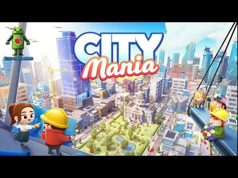CITY MANIA TOWN BUILDING GAME - LEVEL 26 GAMEPLAY ( iOS / Android )
