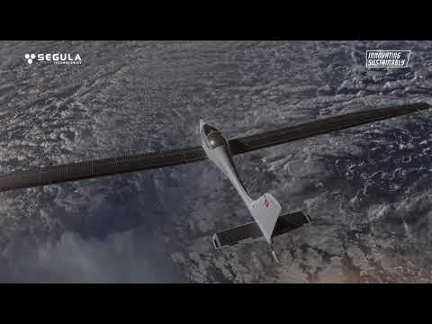 SEGULA contributes to get a plane run only on solar power into the stratosphere