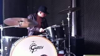 on the road again canned heat (drum cover)