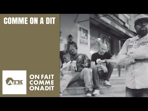 ATK - COMME ON A DIT (Clip Officiel)