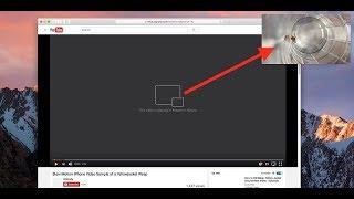 Как в Chrome включить видео поверх всех окон (картинка в картинке)