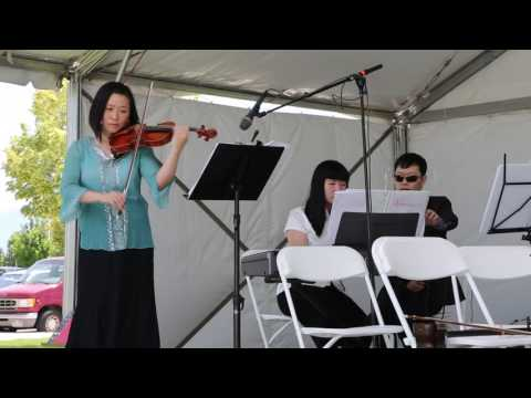 Violin Solo: A Beautiful Night (良宵) by Liu Tianhua (2016 WestFest)