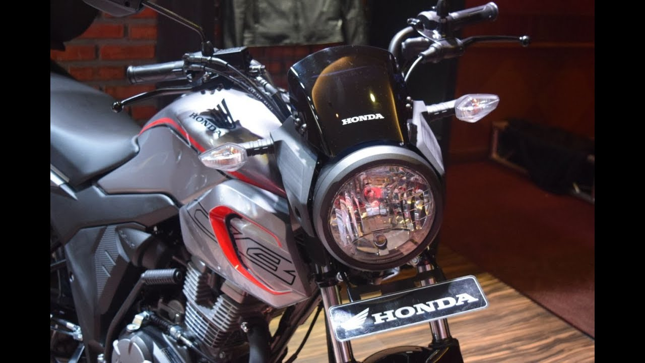 Detail Honda CB150 VERZA Paduan Dua Varian Motor Kondang Honda