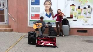 Міжнародний день музики в Ужгороді. Виступ дуету вуличних музикантів зі Львова(, 2014-10-01T21:04:13.000Z)