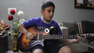 Tujhe Sab Hai Pata Meri Maa//Meri Maa on Guitar by Anant Rawat