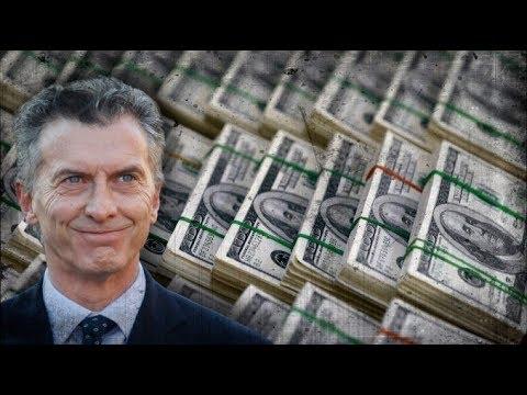 La pe$ada herencia de Mauricio Macri