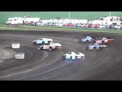 IMCA Modified Heat 1 Benton County Speedway 8/11/19