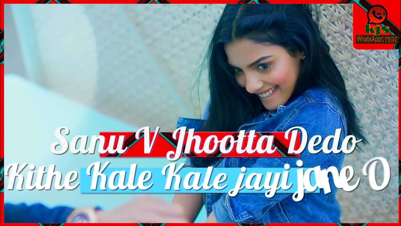 Status Whatsapp Romance Song Lyrics Punjabi Song
