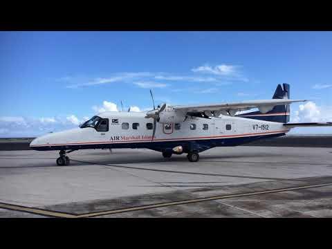 ドルニエ228 Taxi Out Air Marshall Islands
