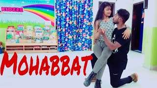 Mohabbat | Cover Dance video |Amit shani | FANNEY KHAN | Aeshwarya Rai Bachchan |Sunidhi Chauhan