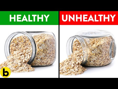 8 Foods That Aren't As Healthy As You Think