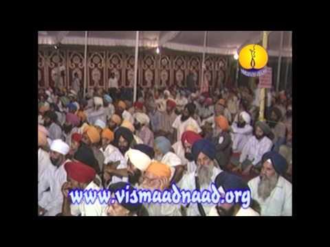 AGSS 1997 :  Raag Asa : Dr Gurnam Singh Ji Patiala