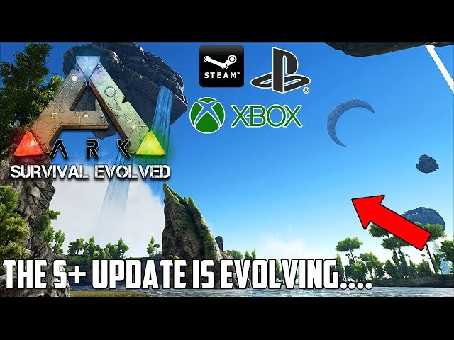 A NEW ARK Survival Evolved update is being released today on
