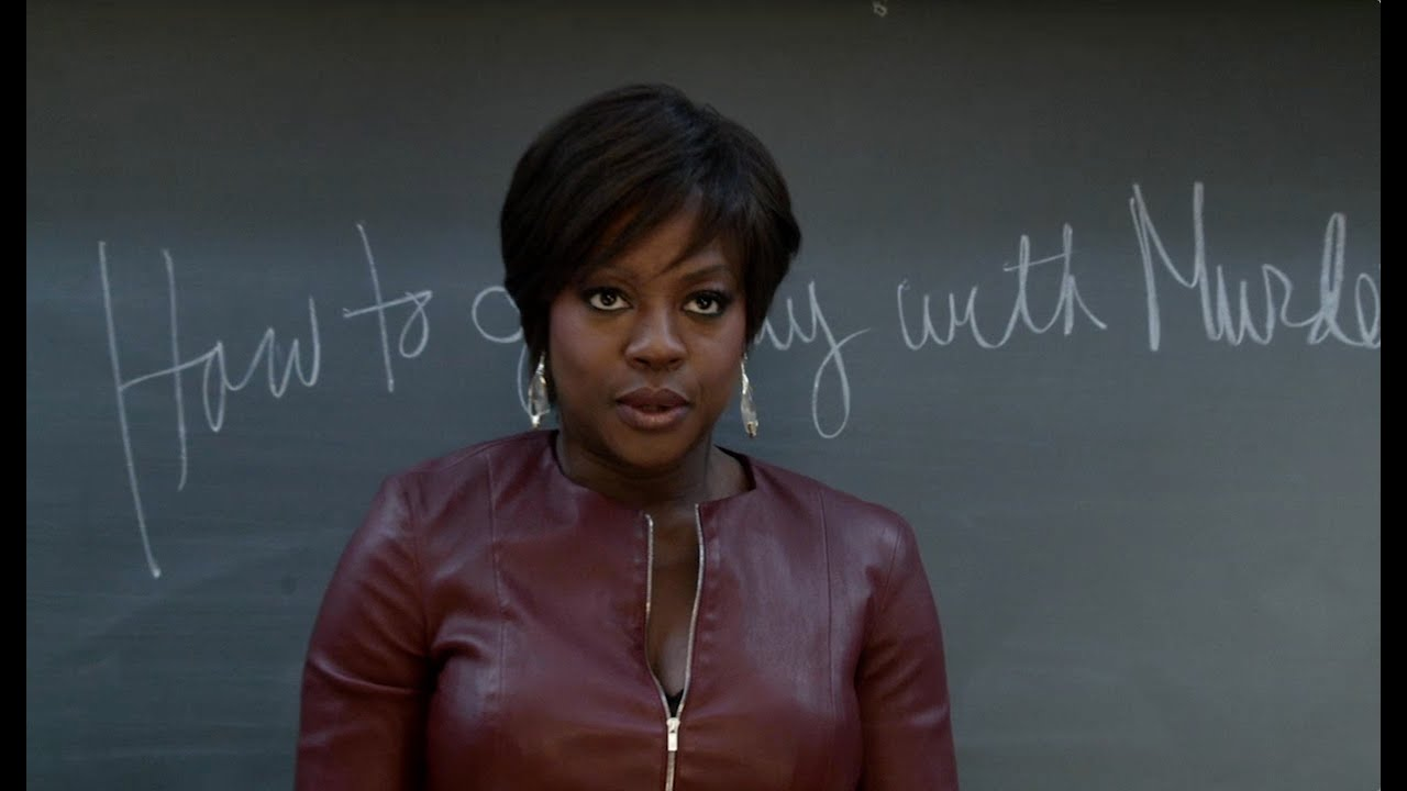 How To Get Away With Murder (htgawm)  Season 1 Recap