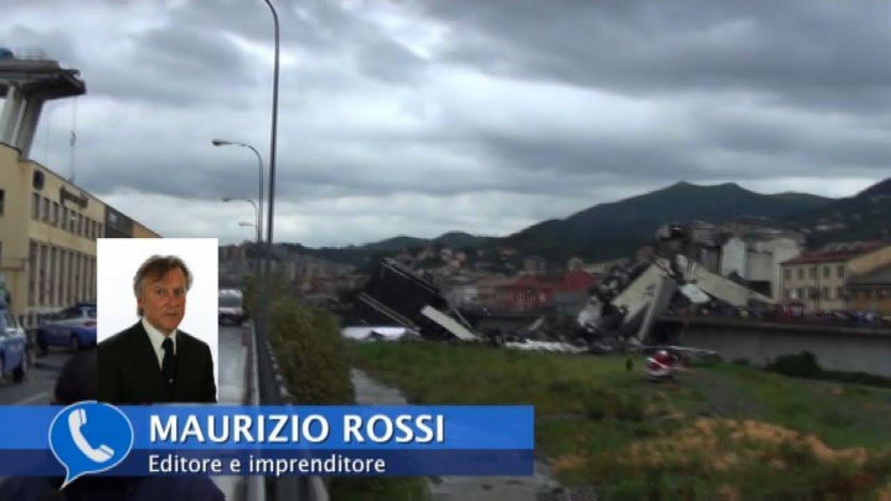 Maurizio Rossi: la mia Genova a rischio crollo economico