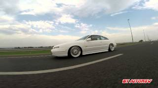 Opel Calibra Lexmaul Stance Low By Aitor8v