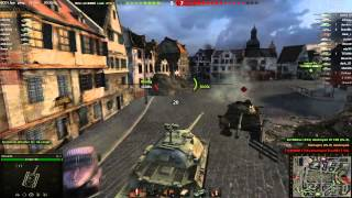 WOT EPIC BATTLE- IS-7(10 kills and FULL HP)