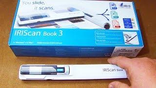 DEMONSTRAÇÃO: Scanner de Mão Iriscan Book 3. Potente e Portátil - PC / MAC