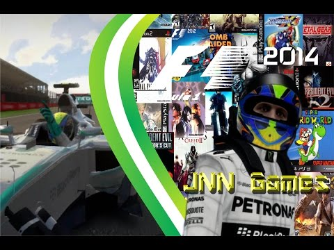 JNN Games F1 2014 Grande prêmio do Canada gameplay