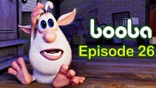 Booba - UFO - Episode 26 - Funny cartoon for kids - Kedoo ToonsTV