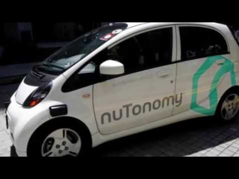 Wolrd's first self driving taxi service kick off public trial in Singapore