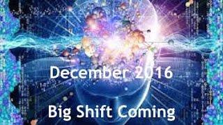 December 2016 Big Shift into 2017