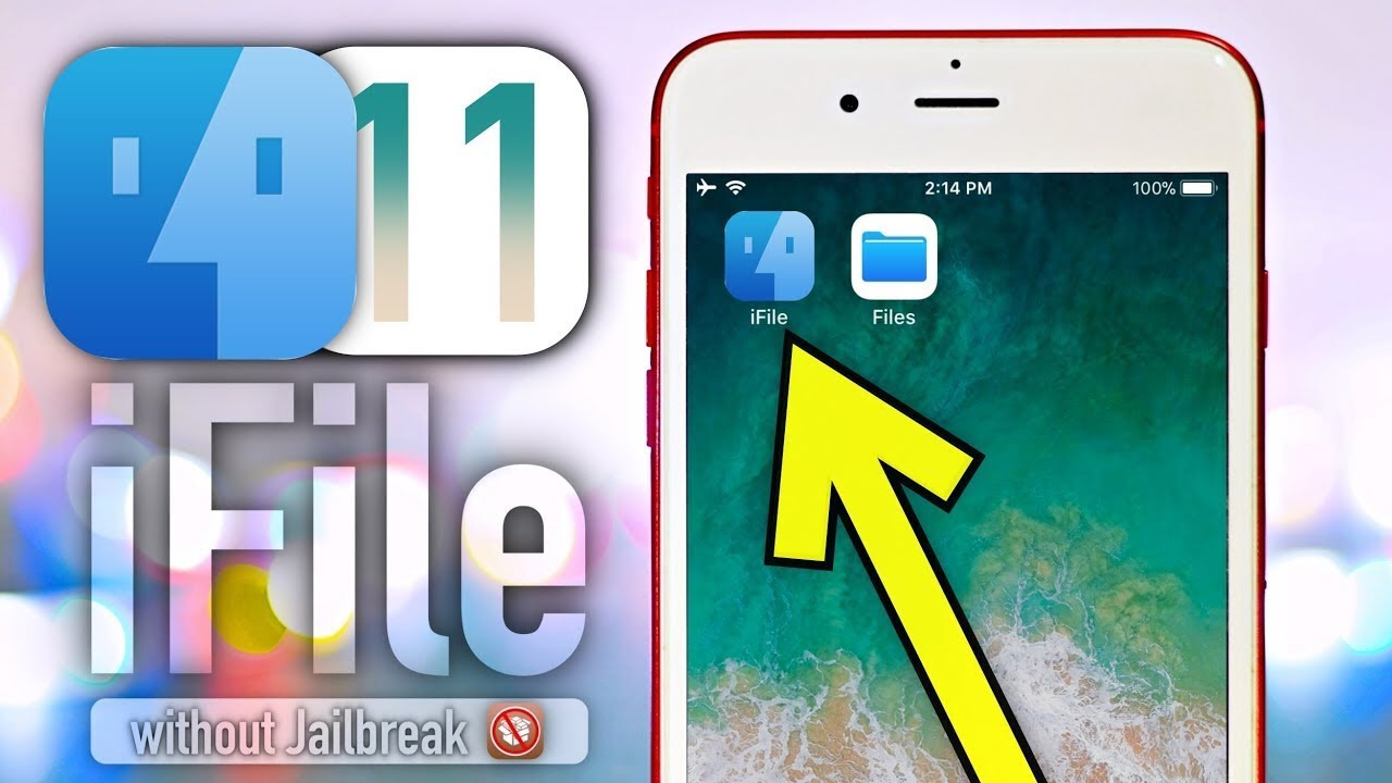 Download Real iFile on iOS 11-11 1 2 Without Jailbreak on iPhone