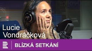 Lucie Vondráčková: Mediální tlak? Vždycky jsem měla pocit, že můžu mluvit, teď to nemám...