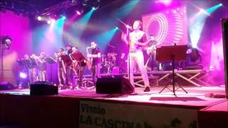 """Soul Vaccination"" Live by Over The TOP - Tower of Power Tribute Band"