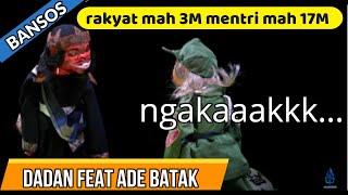 Download lagu DEBAT CEPOT & HANCIP [ADE BATAK] SO TAU PIKASEBELEUN