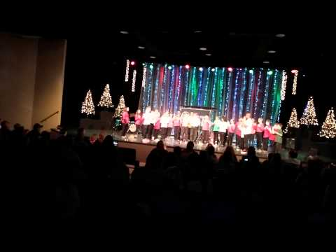 Brevard Academy Christmas video.
