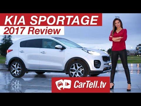 2017 Kia Sportage Diesel Review   CarTell.tv