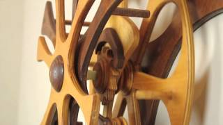 Tri-Star early kinetic sculpture by David C. Roy