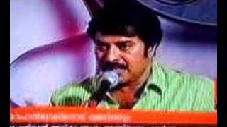 mammootty speaks about mohanlal