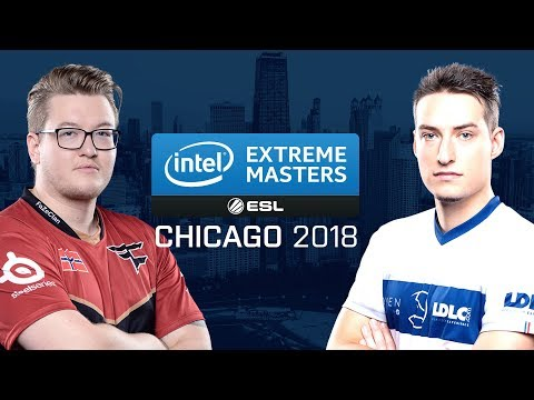 CS:GO - FaZe vs. LDLC [Mirage] - Group A Ro1 - IEM Chicago 2018
