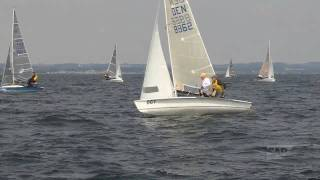 Highlights Race Day 6 - The 2010 SAP 5O5 World Championship