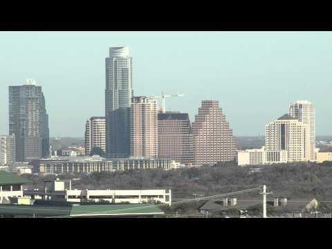 Austin Skyline 2013 - December (Extended)