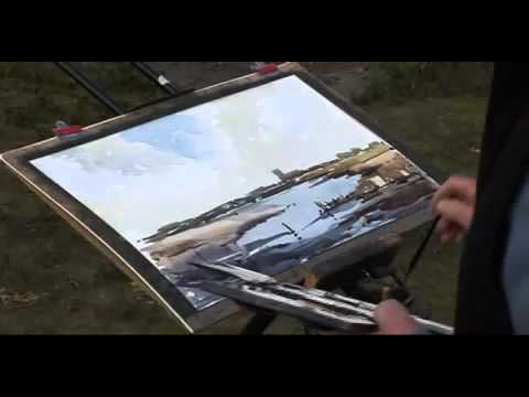 Watercolour the Wesson Way with Steve Hall -Town House Films - Jackson's Art Supplies