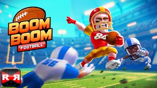 Boom Boom Football (By Hothead Games) - iOS / Android - Gameplay Video