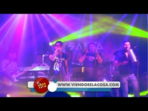 VIDEO: GRUPO LA BAMBA - Recital En Santa La Diabla - En Vivo - WWW.VIENDOESLACOSA.COM - Cumbia 2016