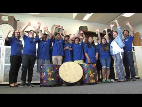 SUHSD VAPA 2017 Bonita Vista Middle School   Exploring Arts   Amy Cruz