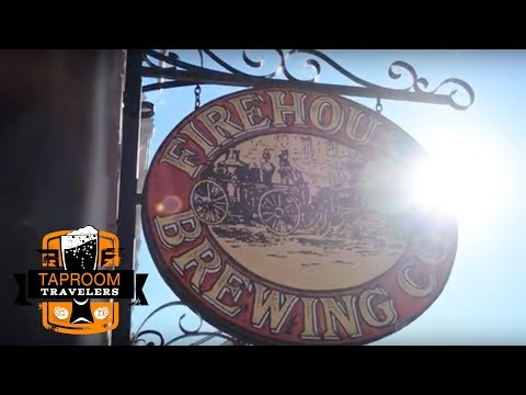 Taproom Travelers - Craft Beer Show: Firehouse Brewing Co.