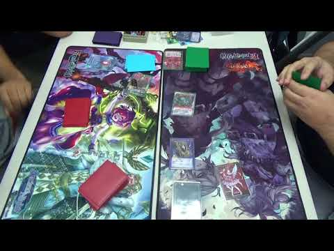 Force of Will Book of Darkness Aggro vs Welser
