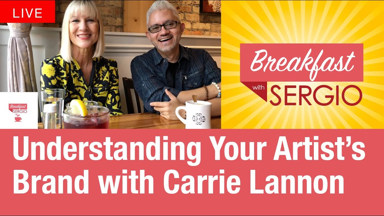 Understanding Your Artist's Brand with Carrie Lannon
