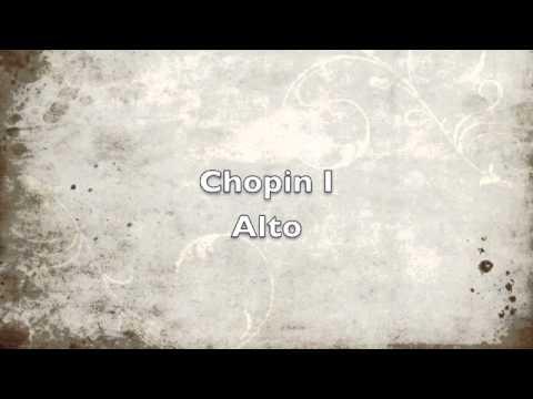 Chopin I Alto