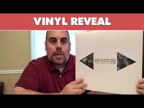 Vinyl Reveal: John Coltrane - Both...