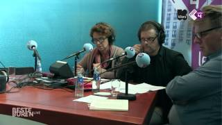 'Geluidsinstallatie' door Maud Vanhauwaert   Beste Buren Klara & Radio 4