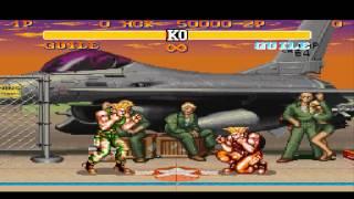 Street Fighter II Turbo - Hyper Fighting - Guile