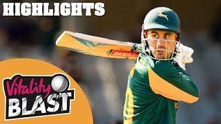 Notts v Worcestershire | Round 1 | Vitality T20 Blast